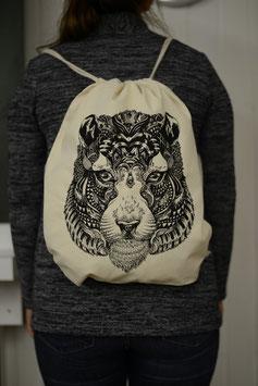 Turnsack Lion