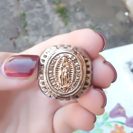 Bague Vierge Guadalupe