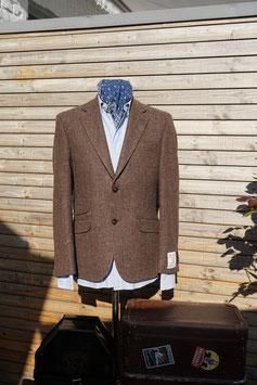 Harris Tweed Jackett -braun- (feine, weiche Qualität)