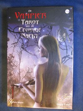 Barbara Moore & Davide Corsi - Vampier Tarot van de eeuwige nacht