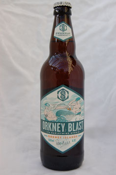 Orkney Blast by Swannay Brewery