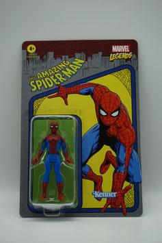 "Hasbro Marvel Legends 3,75-Zoll ""Retro Spider-Man"" Welle 1 Kenner"