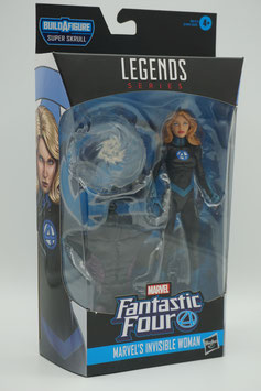 "Fantastic Four Marvel Legends ""Invisible Woman"" Hasbro"