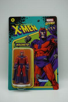 """Hasbro Marvel Legends 3,75-Zoll """"Retro Magneto"""" Welle 1 Kenner"""
