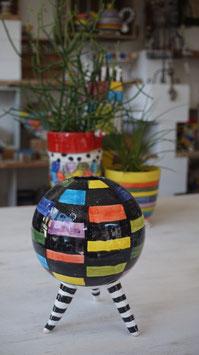 Voll abgespaced Vase;)