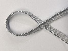 Paspelband silver C10002