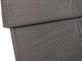 Trachtenjacquard Stretch schwarz/grau/rot J10050