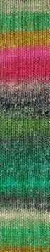 Silk Garden Sock Fb 493