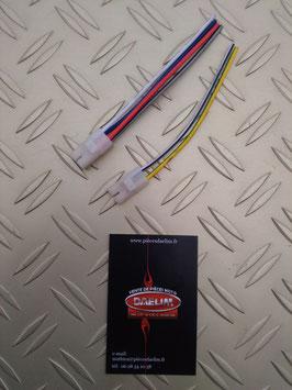 adapteur boitier  cdi 6 pins
