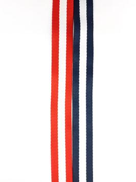 Gurtband Streifen 30mm div. Farben