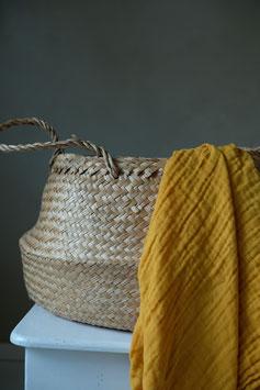Organic Cotton Swaddle - Sunshine