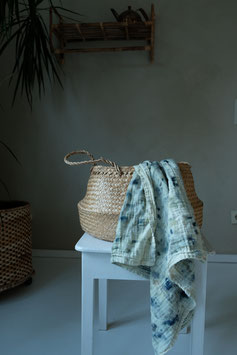 Organic Cotton Swaddle - Mermaid