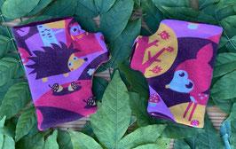 Little forest - Fingerlose Handschuhe Gr. 1