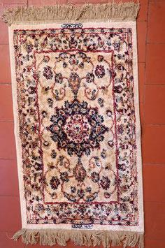 Authentique tapis Turc en soie