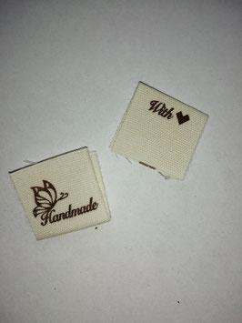 Baumwoll Label