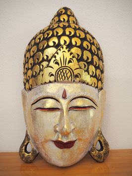 Buddha Wandmaske -MK 24-
