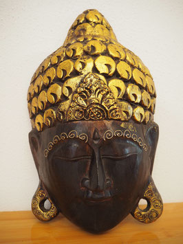 Buddha Wandmaske -MK 22-