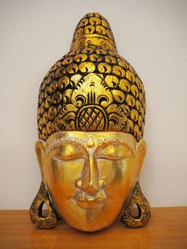 Buddha Wandmaske -MK 28-