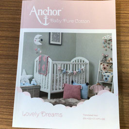 Baby book Lovely Dreams Anchor