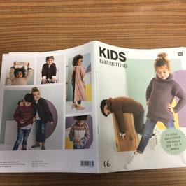 Strickheft 06 RICO Kids