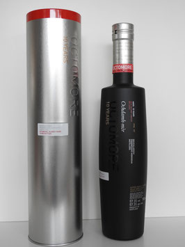 Bruichladdich Octomore 10 2nd Edition 0,7l, 57,3%