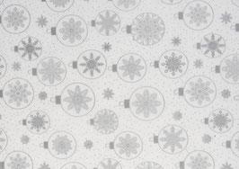 Resma papel seda blanco 17 gr. diseño 70x50 Ref. 177 S 01