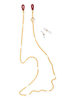 Naughty Tank - Glasses Chain | Necklace