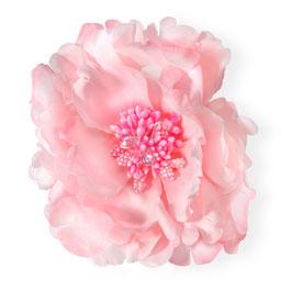Pfingstrose mit Clip rosa