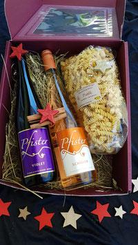 Geschenkpackung Frohe Wein-Nacht!