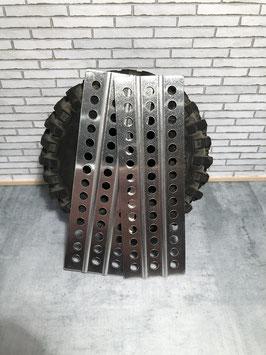 Aluminium Sandbleche 1:10 (2 Stück)