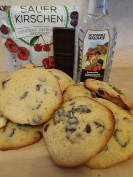 Schwarzwälderkirsch Cookie