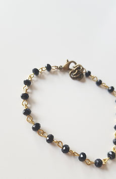 Pulsera black ball
