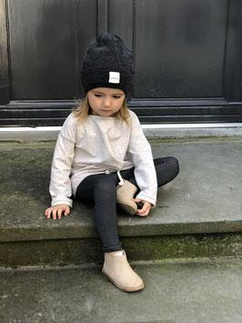 LEGGINGS | WHITE THIN STRIPES