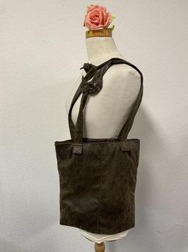 Nieuw! Mooie bruine schoudertas