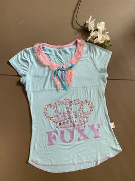 Mooi shirt met pailletten in maat 158