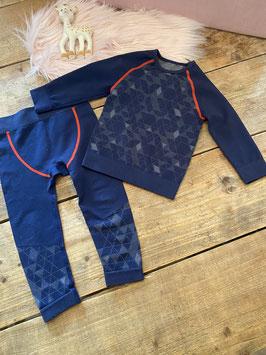 2-delige pyjama van Crivit in maat 86