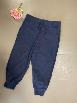 Zwarte capri broek van Only maat XS