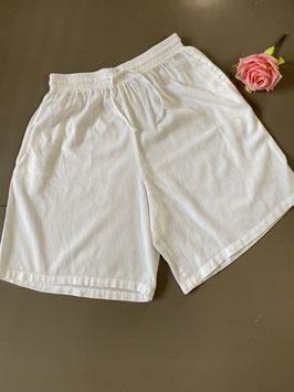 Nieuwe! Korte witte broek van M&S Mode maat M/40-42