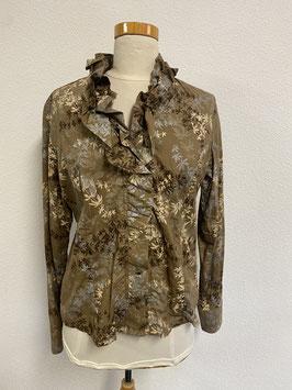 Top met bijpassende blouse in maat 38