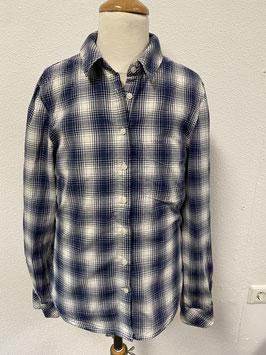 Geruite blouse van L.O.G.G. maat 34