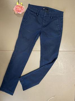 Nette donkerblauwe broek van WE maat W32/L32
