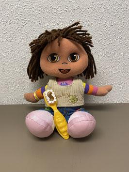 Dora baby knuffel pop