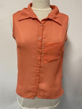 Vrolijk gekleurde blouse van Bongo maat M