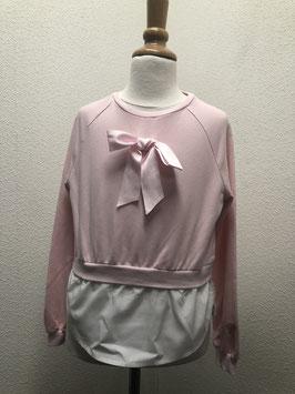 Leuke roze trui van Shein in maat 152