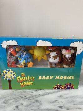 Nieuw! Leuke baby mobiel van De Fabeltjeskrant