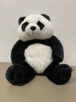 Panda beer knuffel