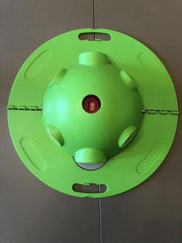Groen Teletubbie speelhuis