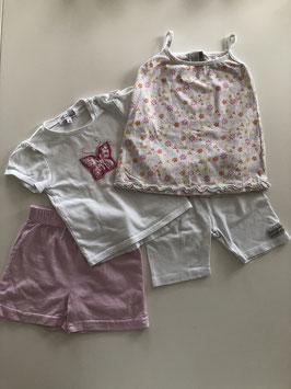 Mooie kleding set - Maat 74