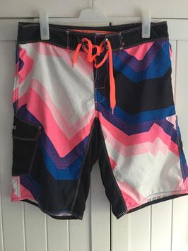 Vrolijk gekleurde zwemshort van Brunotti maat 34