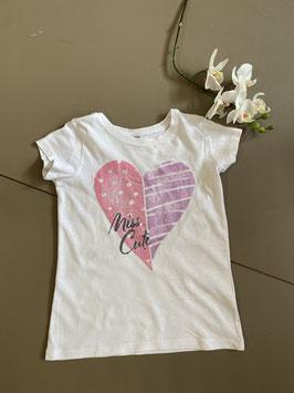 Schattig shirt van Dopo Dopo Girls maat 98